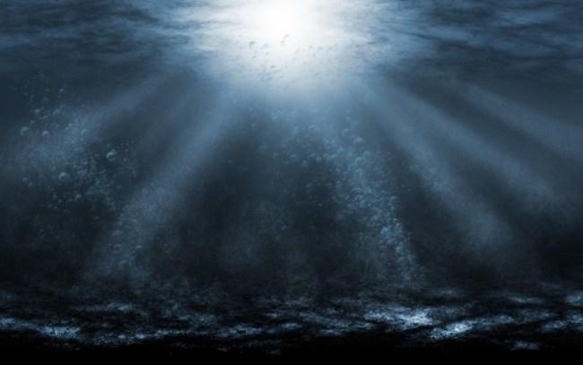 laut terdalam di dunia yang menakjubkan