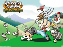 Harvest Moon Back to Nature, Rekomendasi Permainan Anak di Era Digital
