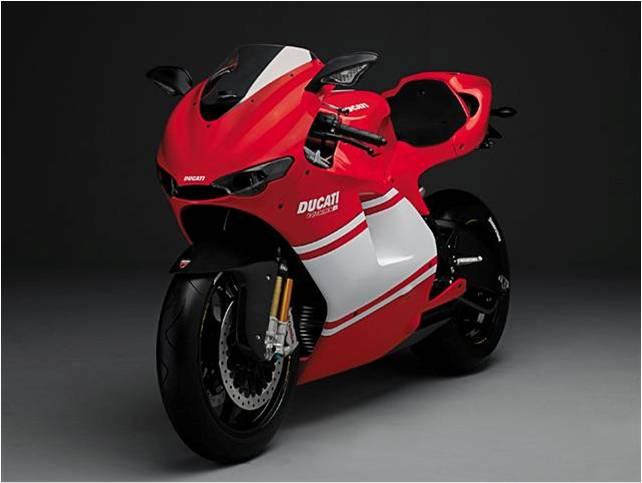 Sejarah motor ducati