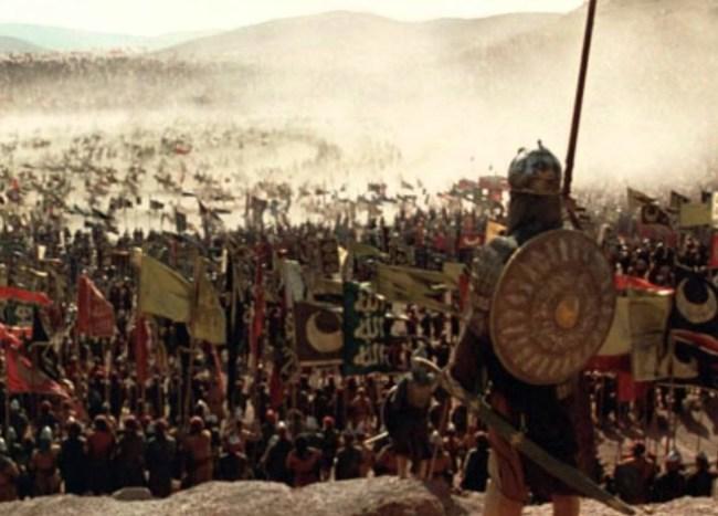 Kondisi Perang Mu'tah