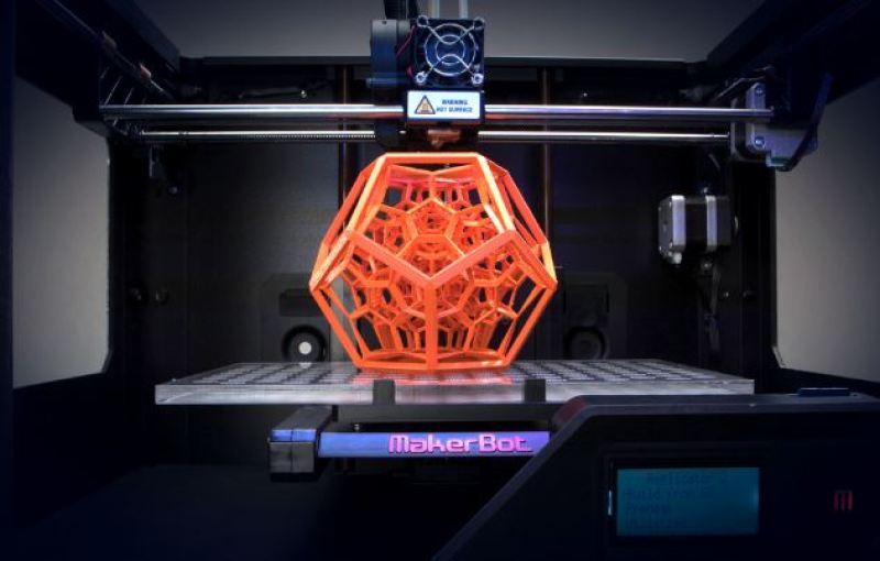teknologi 3d printer