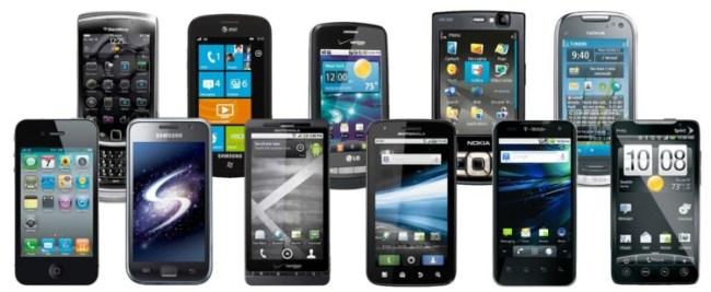 perkembangan handphone