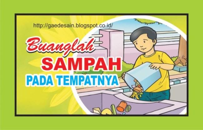 Kumpulan Slogan Kebersihan