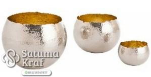 mangkok silver tembaga