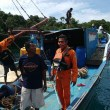 Patah Kemudi di Ambon Kapal Ikan Risna 02 Ditemukan Tim SAR, 11 Orang Selamat