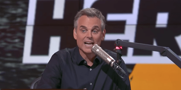 WATCH: Colin Cowherd ranks his preseason top 10 teams