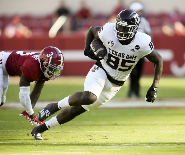 Texas A&M football: Why Jalen Wydermyer's development has been huge for  Aggies' success