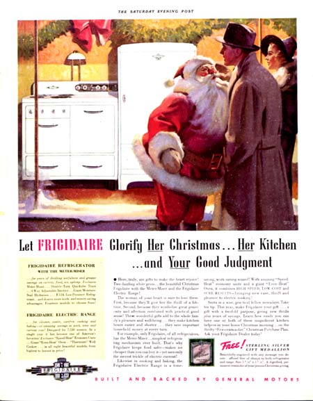 22 Vintage Christmas Ads For Him Her And The Kids