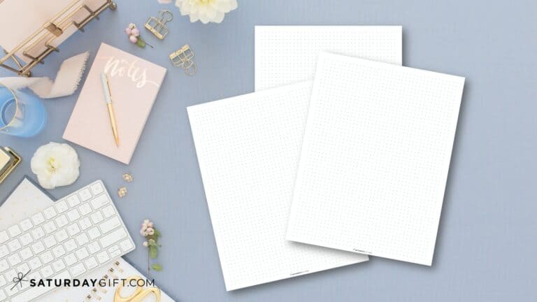 This post may contain affiliate links. Bullet Journal