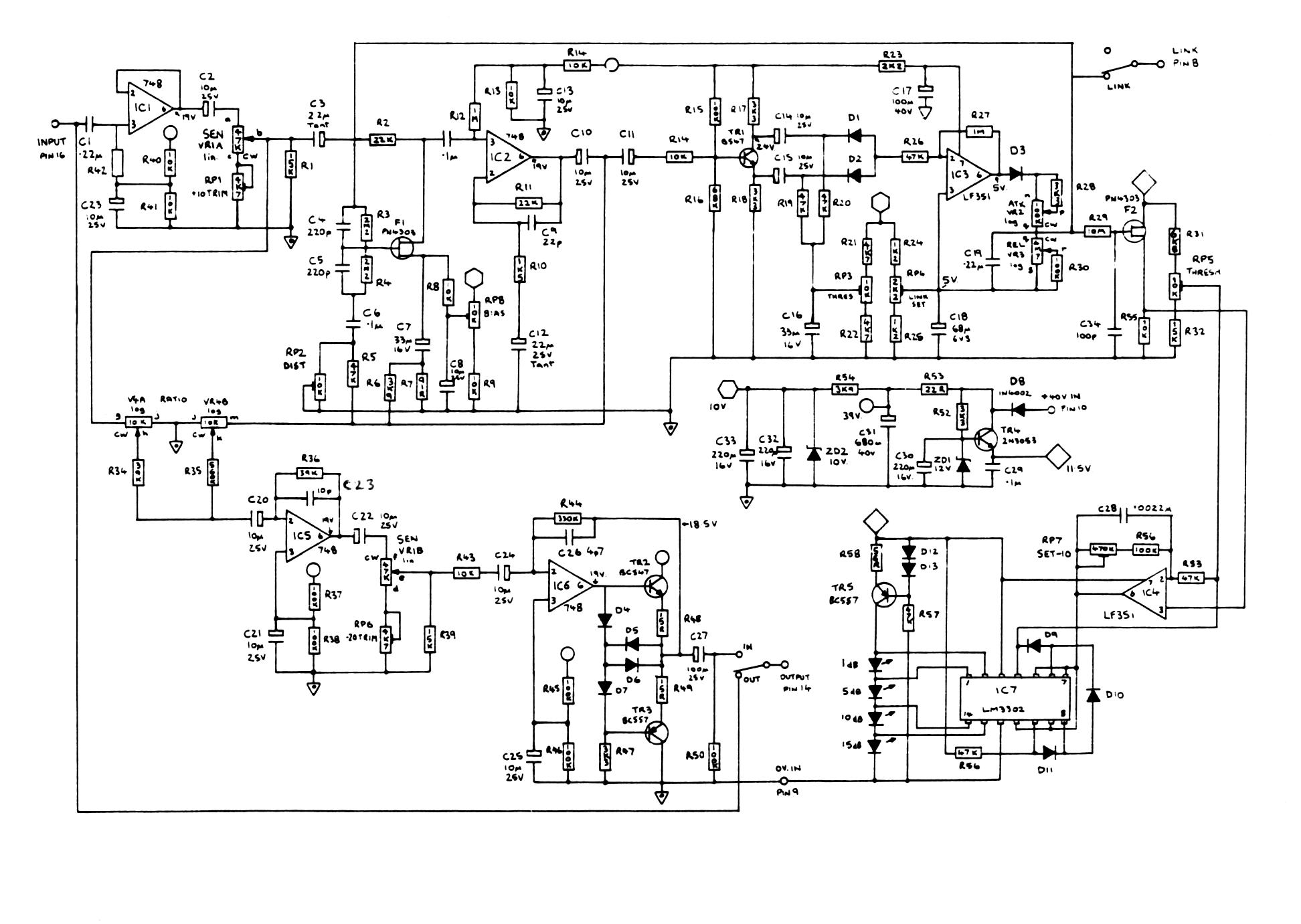Complete Circuit Diagram 251k Images