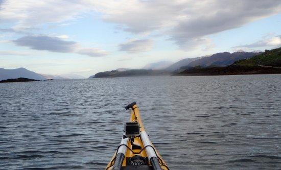 Loch Linnhe towards Shuna Island