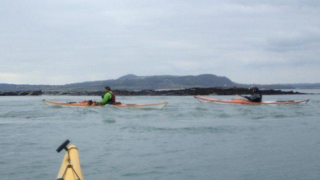 Ynys Dulas - small surf