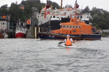 The Oban Lifeboat