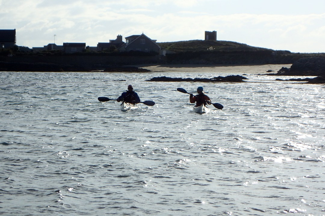 Back at Rhoscolyn