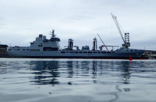 Falmouth Naval Dockyard