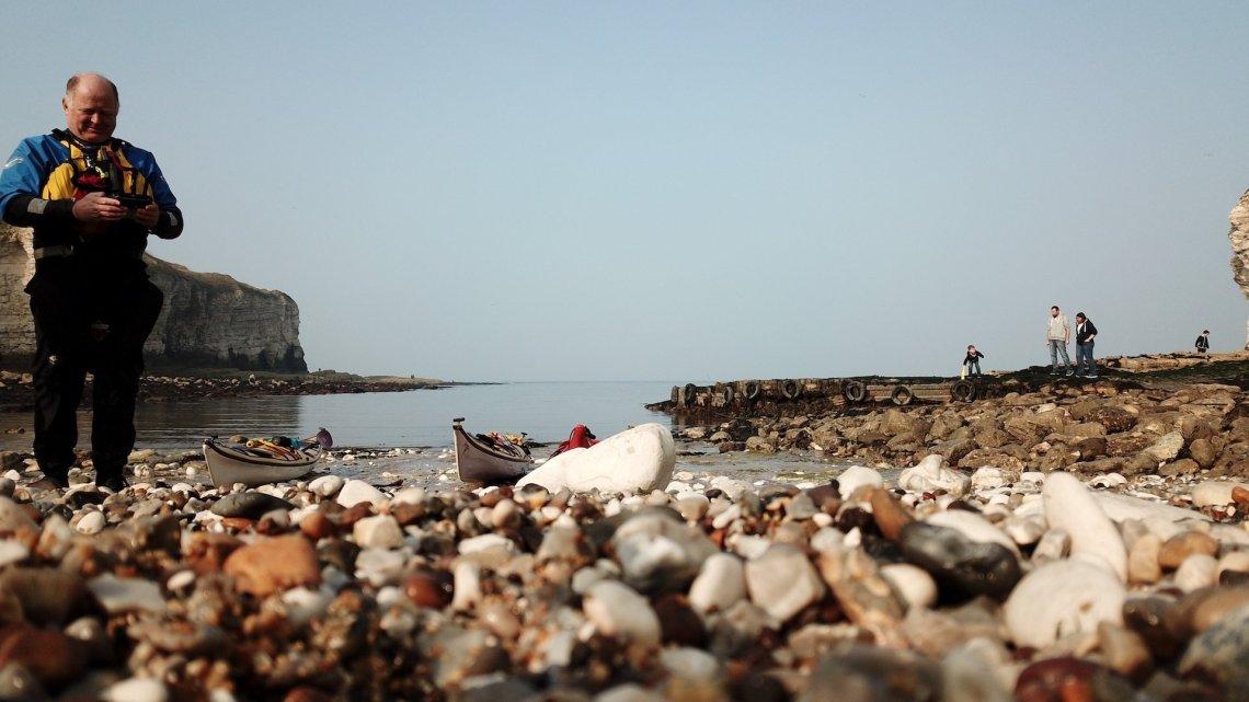 Beach Drone'y North Landing