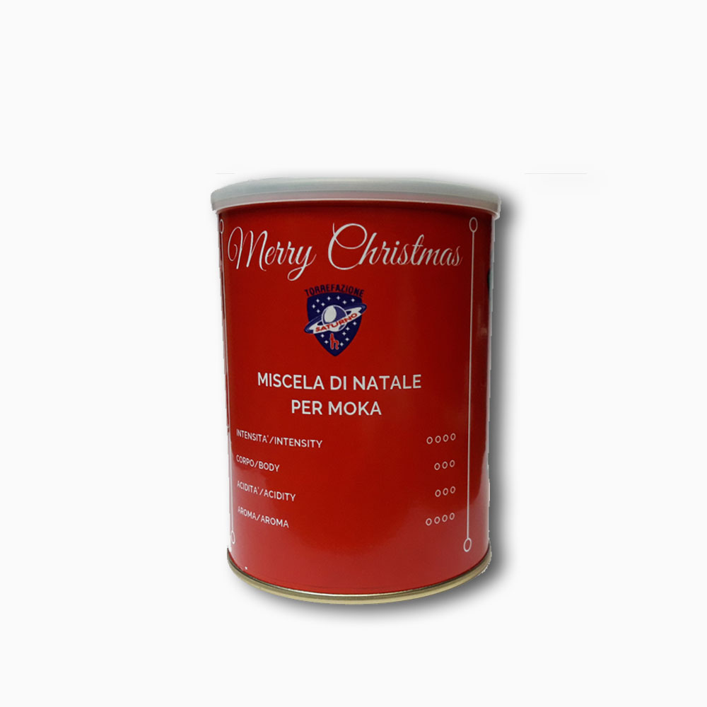 Miscela di Natale per Moka 250 gr.