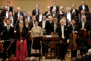 Mahler with Czech Philharmony