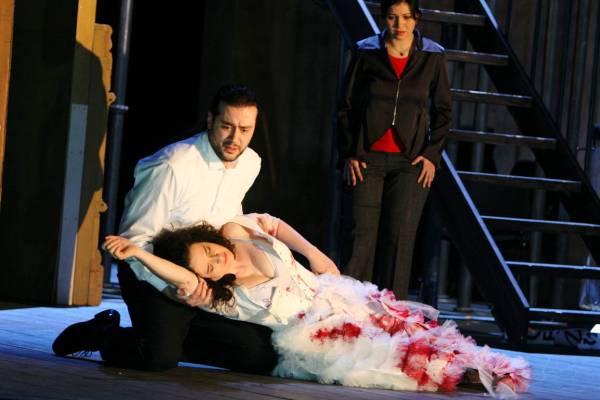 Simona Šaturová - Lucia - Lucia di Lammermoor