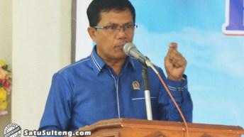 DPP PAN Copot Kahar, Rusli Jabat Sekretaris DPW PAN Sulteng