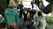 Polres Touna Berhasil  Menangkap Tiga Pelaku PETI