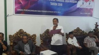 Walikota Evaluasi Penguatan IKM Kelurahan Innovasi