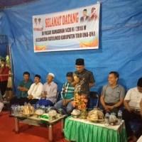 Wabup Touna Buka Pasar Malam Ramadhan