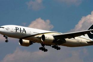 Pakistan International Airlines banned