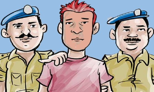 Civil defense volunteer turned out to be snatcher