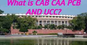 What is CAB CAA PCB AND UCC?