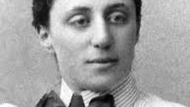 5 famous women mathematicians who changed world,Emmy Noether (एमी नोथेर)