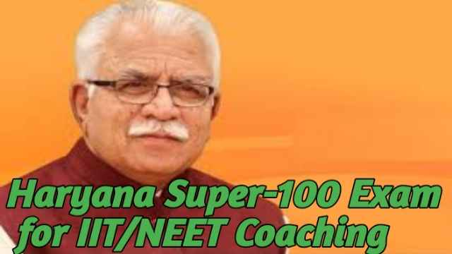 IIT Coaching in Super-100 Batch2020-22
