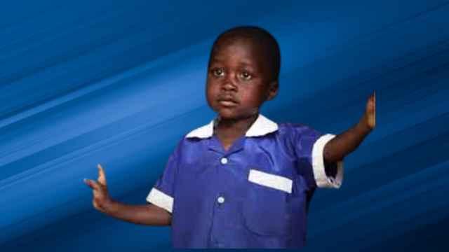 Charles Mbena 6Year Mathematics Genius,Charles Mathias Mbena