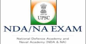 Apply online for UPSC NDA 2020