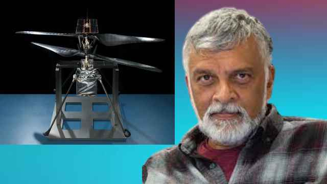 Meet J Bob Balaram Chief Engineer NASA