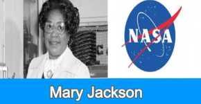 NASA named HQ after Mary Jackson