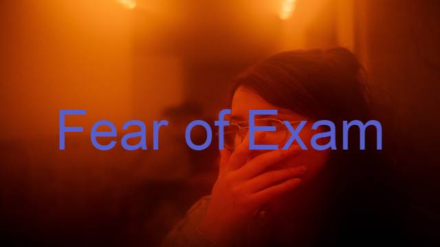 What are 6 reasons to fear board exam?