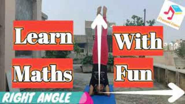Math Matrix will tell posture of Asana