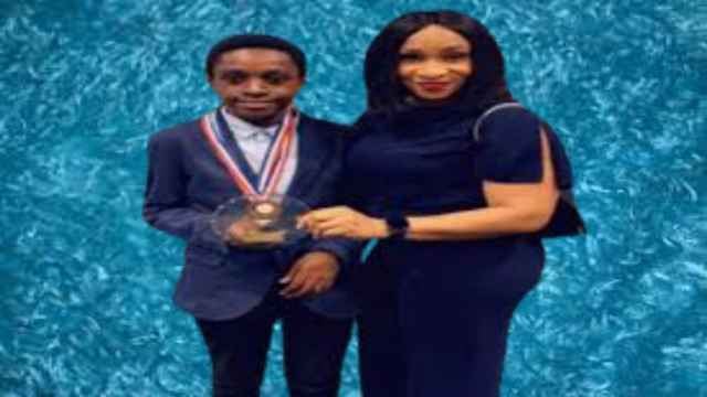 12-year Nigerian has won TruLittle Hero Award in maths,Chika Ofili