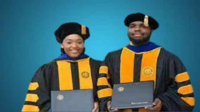 Couple bagged PhD in Mathematics,Aqeeb Sabr and his wife Raqia Mohammed