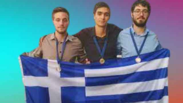 Three Greek Students Sweep Medals at 26th IMC (International Mathematics Competition)