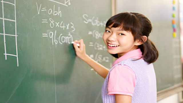 How to increase children confidence in mathematics?