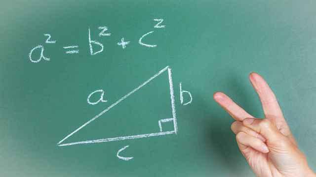 Mathematician Pythagoras