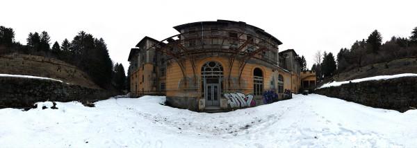 Sanatorium Gotthard Panorama