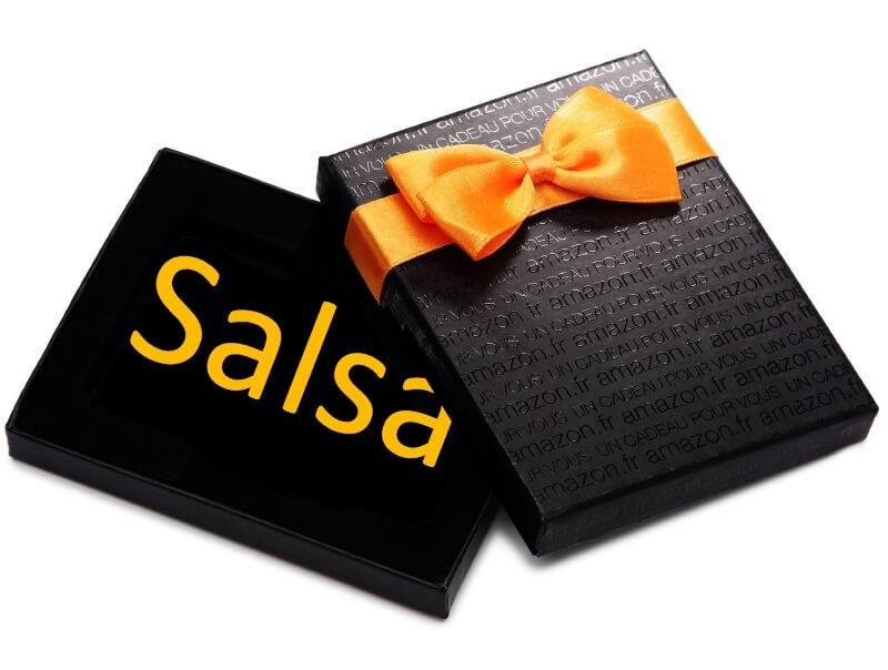Quoi offrir à un danseur de Salsa?