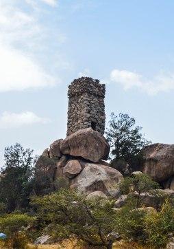 Qasaba Tower in Baljureshi