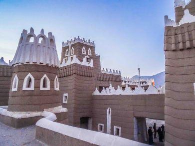 Emarah Palace in Najran city (photo: Florent Egal)