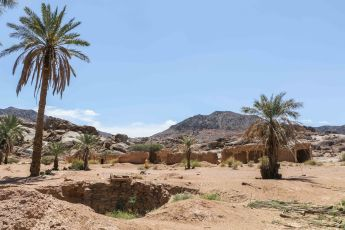 Old well at Jabal Aban Al-Asmar (photo: Florent Egal)