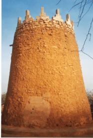 Al-Margab watchtower (photo: www.oyoonjiwa.com)