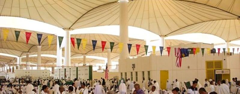 Pilgrimage Terminal at Jeddah Airport